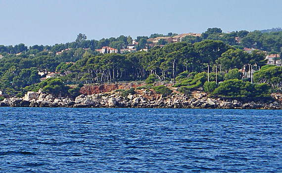 Un sentier sous-marin pour Bandol