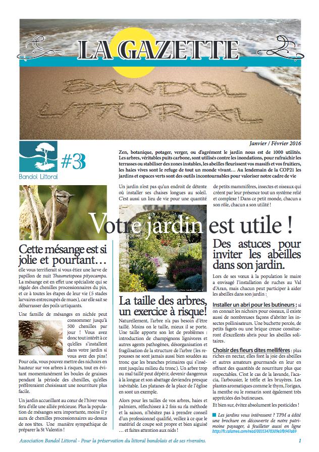 Gazette bandol littoral 3