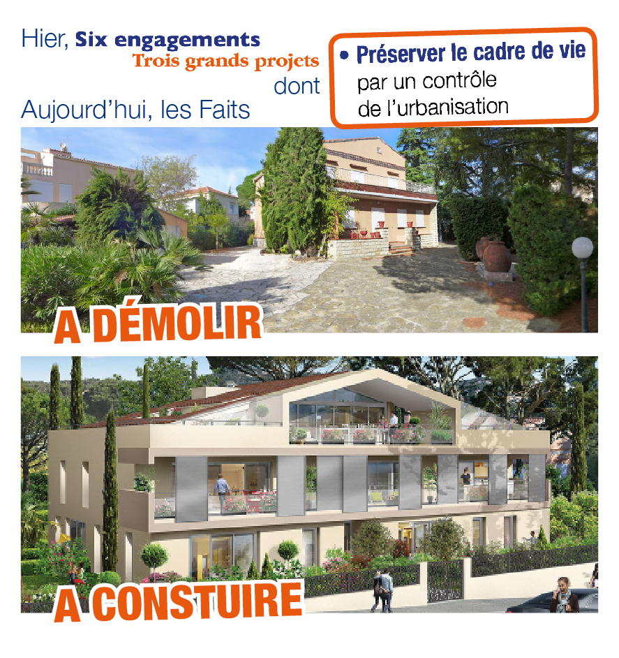 Projet Leccino rue Marivaux